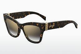 Ophthalmic Glasses Moschino MOS011/S 086/FQ - Brown, Havanna