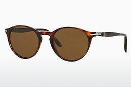 Ophthalmic Glasses Persol PO3092SM 901557 - Brown, Havanna