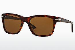 Ophthalmic Glasses Persol PO3135S 24/57 - Brown, Havanna