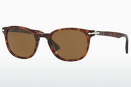 Ophthalmic Glasses Persol PO3148S 901557 - Brown, Havanna