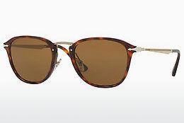 Ophthalmic Glasses Persol PO3165S 24/57 - Brown, Havanna