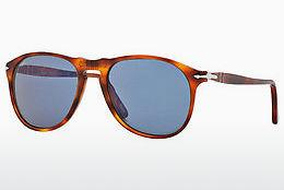Ophthalmic Glasses Persol PO9649S 96/56 - Brown, Havanna