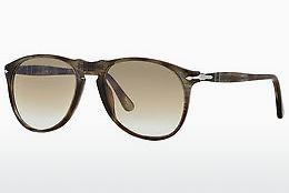Ophthalmic Glasses Persol PO9649S 972/51 - Brown, Havanna