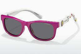 Ophthalmic Glasses Polaroid Kids PLD 8011/S NDZ/Y2 - Pink