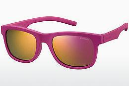 Ophthalmic Glasses Polaroid Kids PLD 8020/S CYQ/AI - Pink