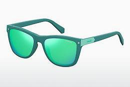 Ophthalmic Glasses Polaroid Kids PLD 8025/S 1ED/5Z - Green