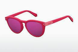 Ophthalmic Glasses Polaroid Kids PLD 8026/F/S C9A/AI - Red