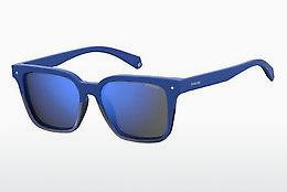 Ophthalmic Glasses Polaroid PLD 6044/F/S PJP/5X - Blue