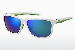 Ophthalmic Glasses Polaroid Sports PLD 7014/S 07R/5Z - White, Green