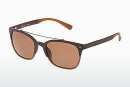 Ophthalmic Glasses Police GAME 5 (SPL161 94CP) - Brown