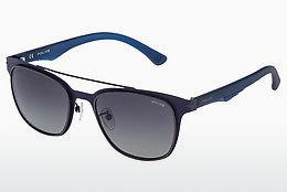 Ophthalmic Glasses Police SPL356 SNFP - Grey, Blue