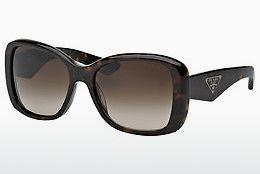 Ophthalmic Glasses Prada TRIANGLE (PR 32PS 2AU6S1) - Brown, Havanna