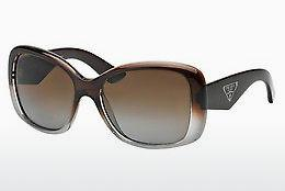 Ophthalmic Glasses Prada TRIANGLE (PR 32PS PDM6E1) - Brown