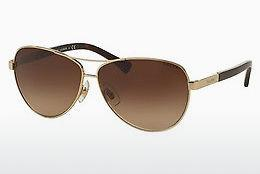 Ophthalmic Glasses Ralph RA4116 313913 - Gold, Brown, Havanna