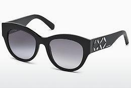 Ophthalmic Glasses Swarovski SK0127 01B - Black, Shiny