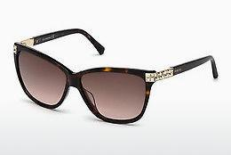 Ophthalmic Glasses Swarovski SK0137 52F - Brown, Dark, Havana