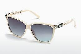 Ophthalmic Glasses Swarovski SK0137 57B - White