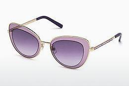 Ophthalmic Glasses Swarovski SK0144 72Z - Gold, Rosa