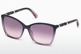 Ophthalmic Glasses Swarovski SK0148 81Z - Purple, Shiny