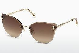 Ophthalmic Glasses Swarovski SK0158 32F - Gold
