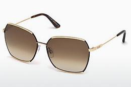 Ophthalmic Glasses Tod's TO0185 28F - Gold