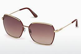 Ophthalmic Glasses Tod's TO0185 33F - Gold