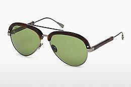 Ophthalmic Glasses Tod's TO0211 53N - Havanna, Yellow, Blond, Brown
