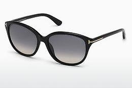 Ophthalmic Glasses Tom Ford Karmen (FT0329 01B) - Black, Shiny