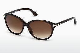 Ophthalmic Glasses Tom Ford Karmen (FT0329 52F) - Brown, Dark, Havana