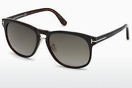 Ophthalmic Glasses Tom Ford Franklin (FT0346 01V) - Black, Shiny