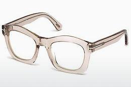 Ophthalmic Glasses Tom Ford Greta (FT0431 074) - Pink, Rosa