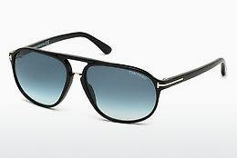 Ophthalmic Glasses Tom Ford Jacob (FT0447 01P) - Black, Shiny
