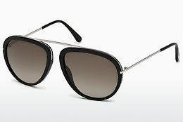 Ophthalmic Glasses Tom Ford Stacy (FT0452 01K) - Black, Shiny