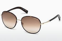 Ophthalmic Glasses Tom Ford Georgia (FT0498 52F) - Brown, Dark, Havana