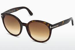 Ophthalmic Glasses Tom Ford Philippa (FT0503 52F) - Brown, Dark, Havana