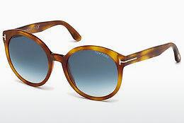 Ophthalmic Glasses Tom Ford Philippa (FT0503 53W) - Havanna, Yellow, Blond, Brown