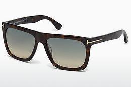 Ophthalmic Glasses Tom Ford Morgan (FT0513 52W) - Brown, Dark, Havana