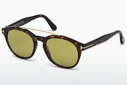 Ophthalmic Glasses Tom Ford Newman (FT0515 52N) - Brown, Dark, Havana