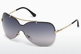 Ophthalmic Glasses Tom Ford Ondria (FT0519 28B) - Gold