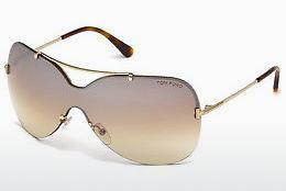 Ophthalmic Glasses Tom Ford Ondria (FT0519 28F) - Gold