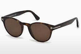 Ophthalmic Glasses Tom Ford Palmer (FT0522 52E) - Brown, Dark, Havana
