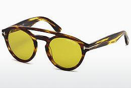 Ophthalmic Glasses Tom Ford Clint (FT0537 48E) - Brown, Dark, Shiny
