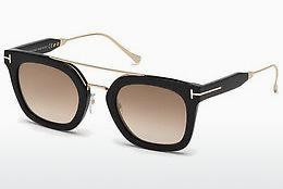 Ophthalmic Glasses Tom Ford Alex (FT0541 01F) - Black, Shiny