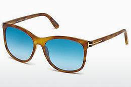 Ophthalmic Glasses Tom Ford FT0567 53X - Havanna, Yellow, Blond, Brown