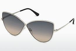 Ophthalmic Glasses Tom Ford FT0569 16B - Silver, Shiny, Grey