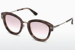 Ophthalmic Glasses Tom Ford FT0574 55Z - Multi-coloured, Brown, Havanna