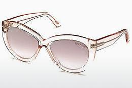 Ophthalmic Glasses Tom Ford FT0577 72Z - Gold, Rosa