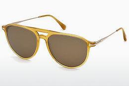 Ophthalmic Glasses Tom Ford FT0587 39J - Yellow