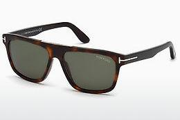 Ophthalmic Glasses Tom Ford FT0628 52N - Brown, Dark, Havana