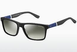Ophthalmic Glasses Tommy Hilfiger TH 1405/S FMV/IC - Black, Grey
